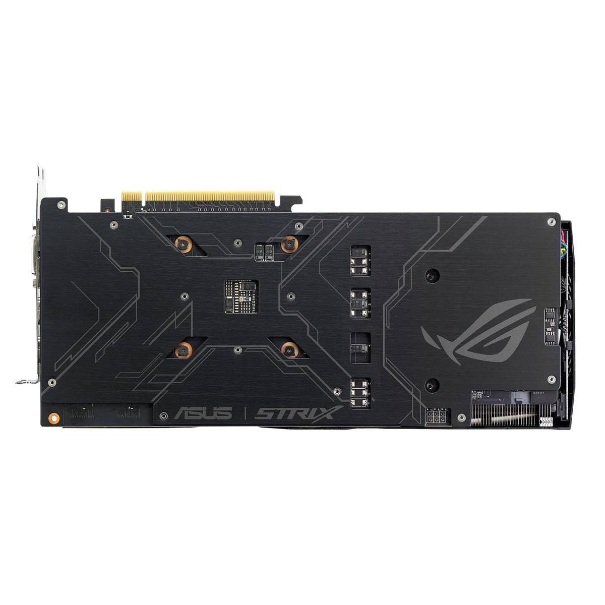 Asus GeForce GTX 1060 ROG STRIX-GTX1060-6G-GAMING (STRIX-GTX1060-6G-GAMING **) - Achat / Vente Carte graphique sur Cybertek.fr - 2