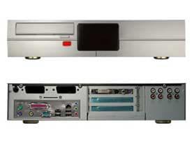 Cooler Master Media Center 260 Silver (soldé) - Achat / Vente Destockage sur Cybertek.fr - 0