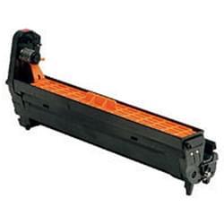 Tambour Noir 42126673 pour imprimante Laser Oki - 0