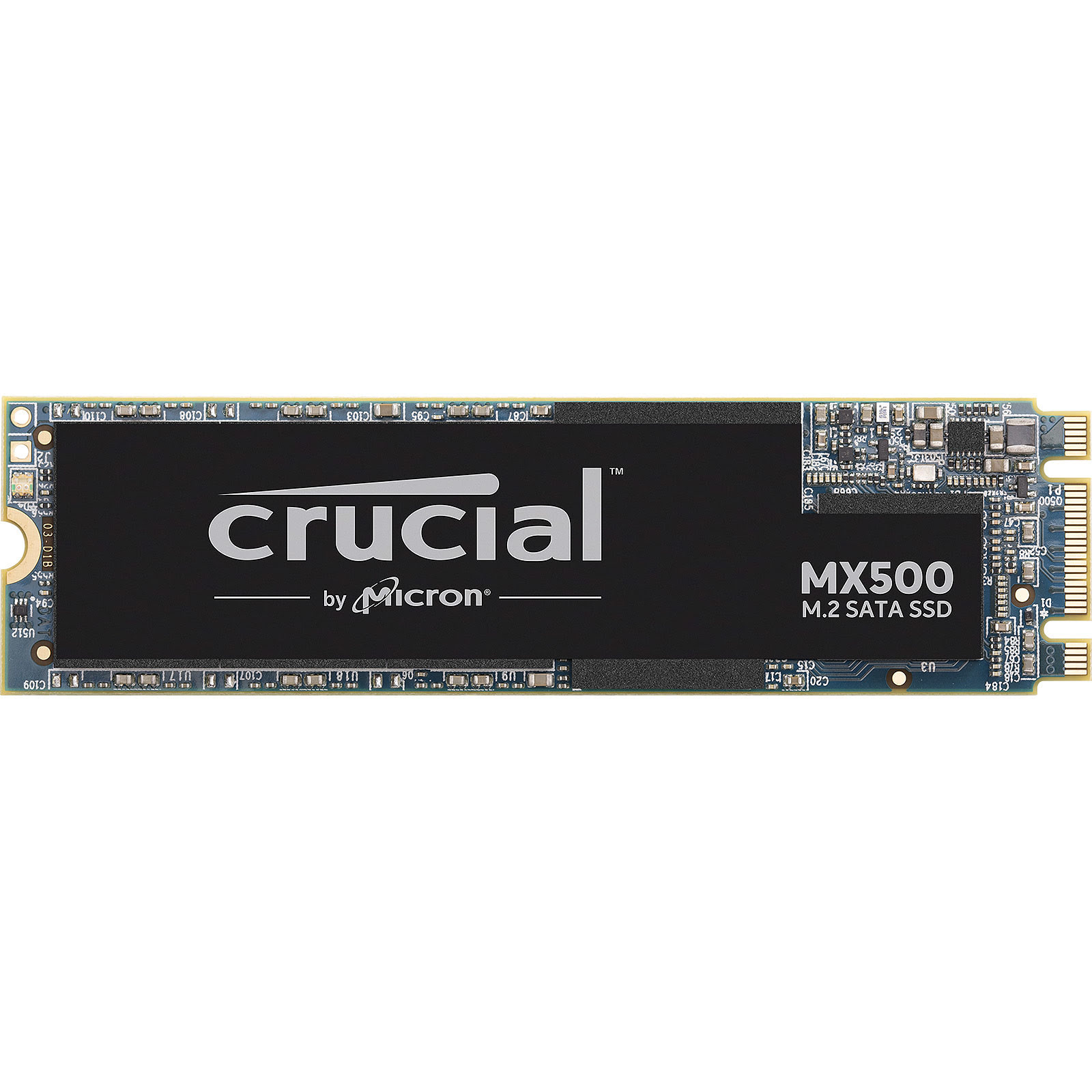 Crucial MX500 960Go-1To M.2 - Disque SSD Crucial - Cybertek.fr - 2