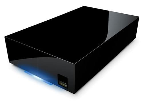 LaCie 1To Network Space 2 (301515EK) - Achat / Vente Disque dur Externe sur Cybertek.fr - 0