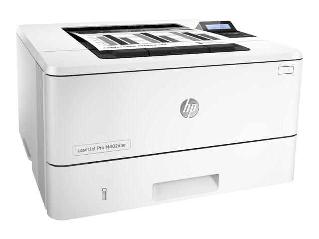 Imprimante HP LaserJet Pro M402dne - Cybertek.fr - 3