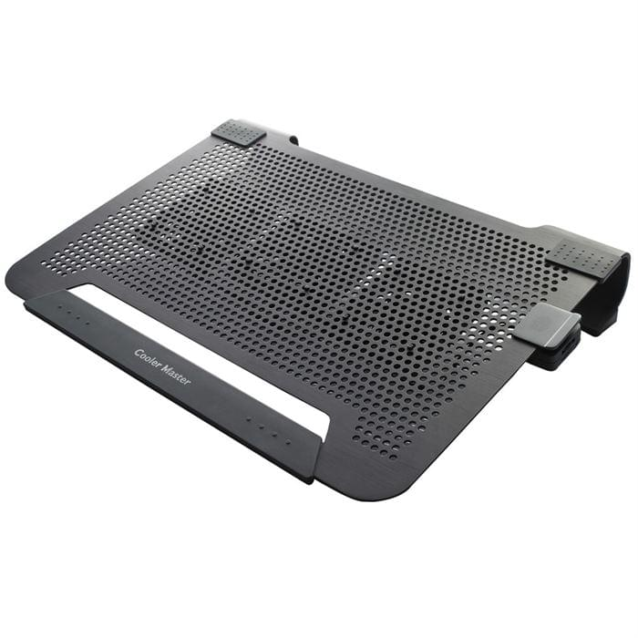 Cooler Master Refroidisseur NB Notepal U3 Black R9-NBC-8PCK-GP (R9-NBC-8PCK-GP) - Achat / Vente Ventilateur CPU sur Cybertek.fr - 0