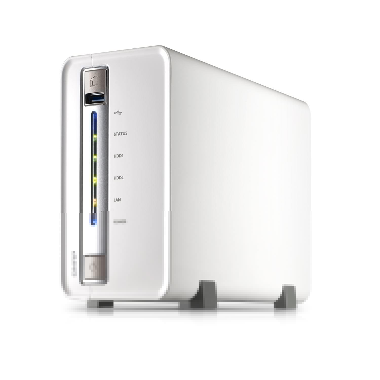Qnap TS-251C - 2 HDD - Serveur NAS Qnap - Cybertek.fr - 0