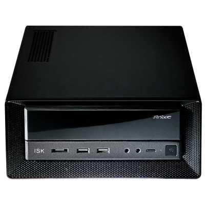Antec ISK 300-65 - Boîtier PC avec Alim - 0