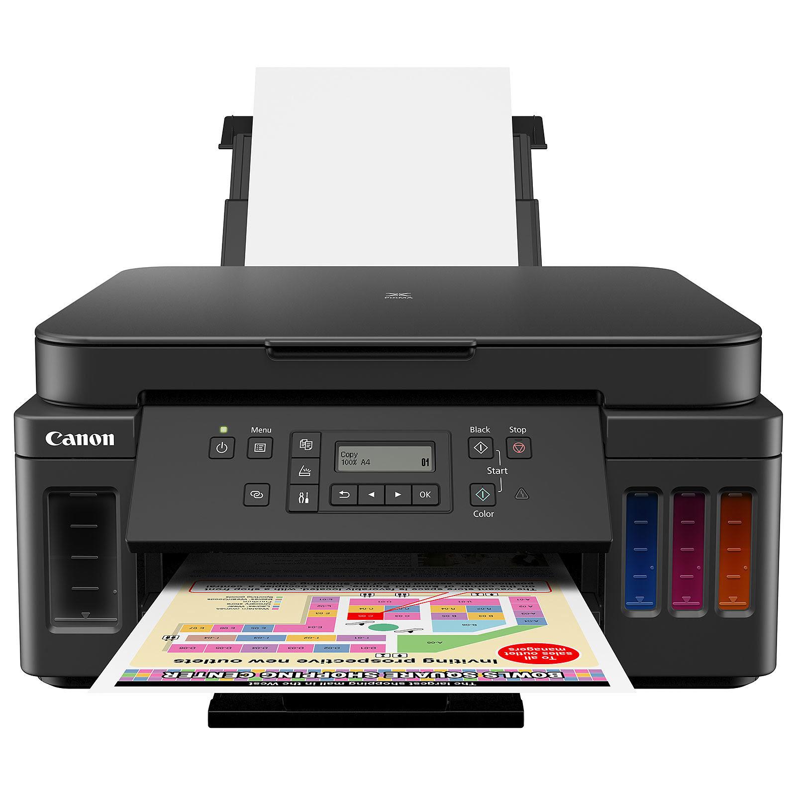 Imprimante multifonction Canon PIXMA G6050 - Cybertek.fr - 2