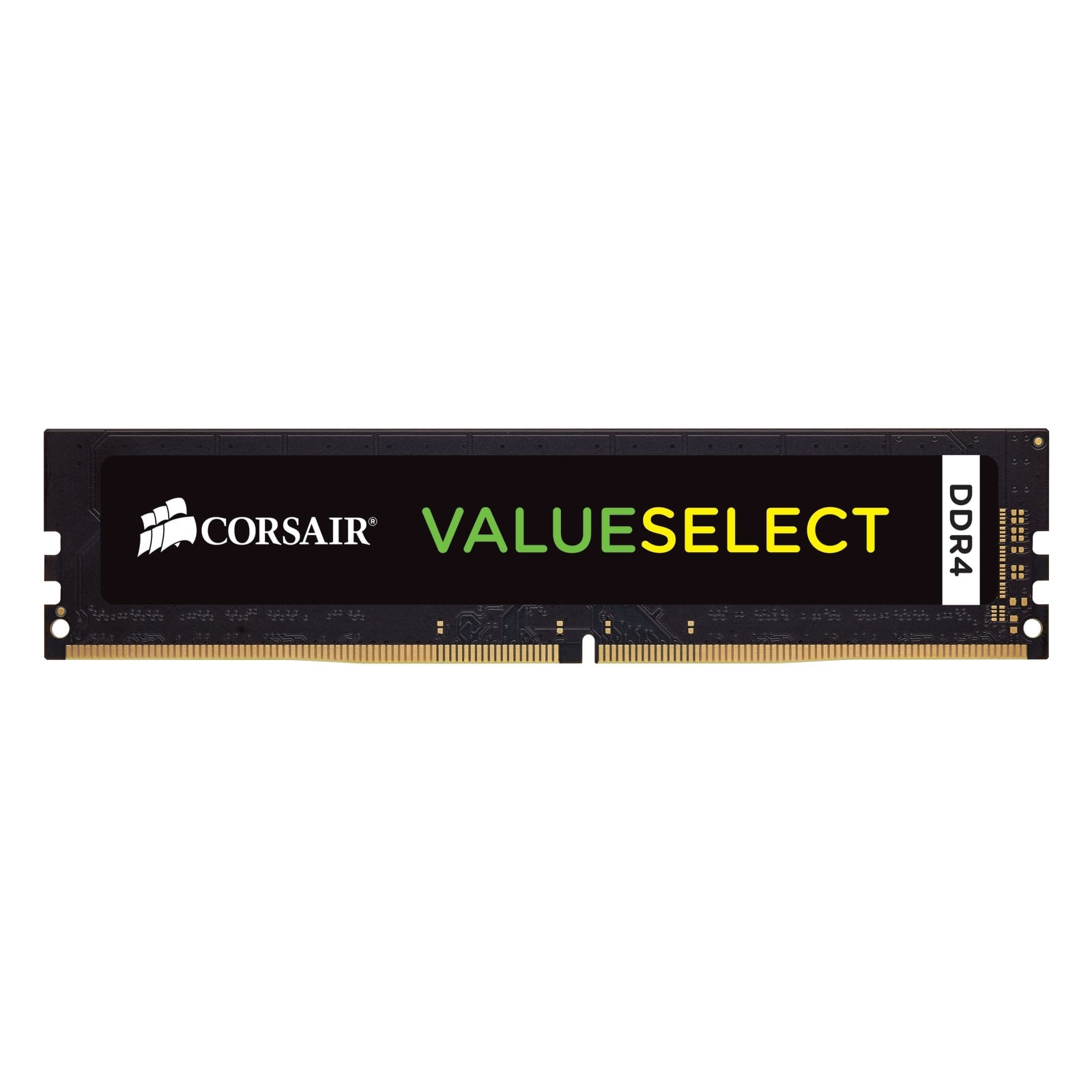 Corsair Value Select CMV16GX4M1A2133C15 (CMV16GX4M1A2133C15) - Achat / Vente Mémoire PC sur Cybertek.fr - 0