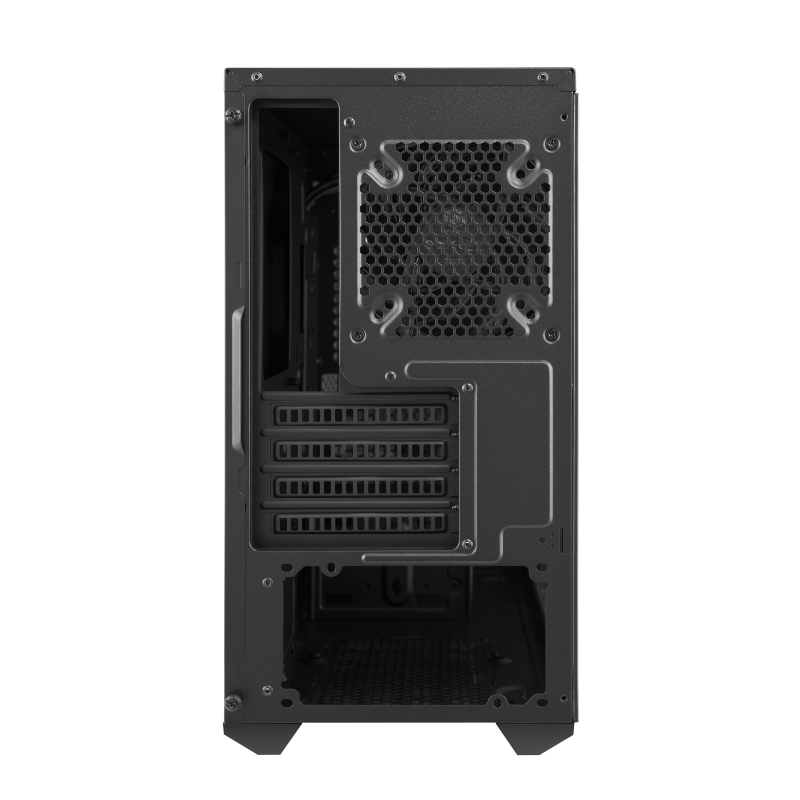 Cooler Master MasterBox Lite 3.1 TG MCW-L3S3-KGNN-00 -mT/Ss Alim Noir - Boîtier PC - 2
