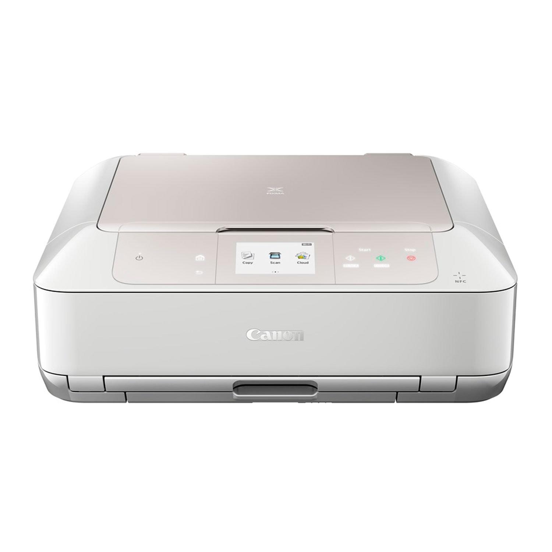 Canon PIXMA MG7751 Blanche (0596C026) - Achat / Vente Imprimante multifonction sur Cybertek.fr - 0