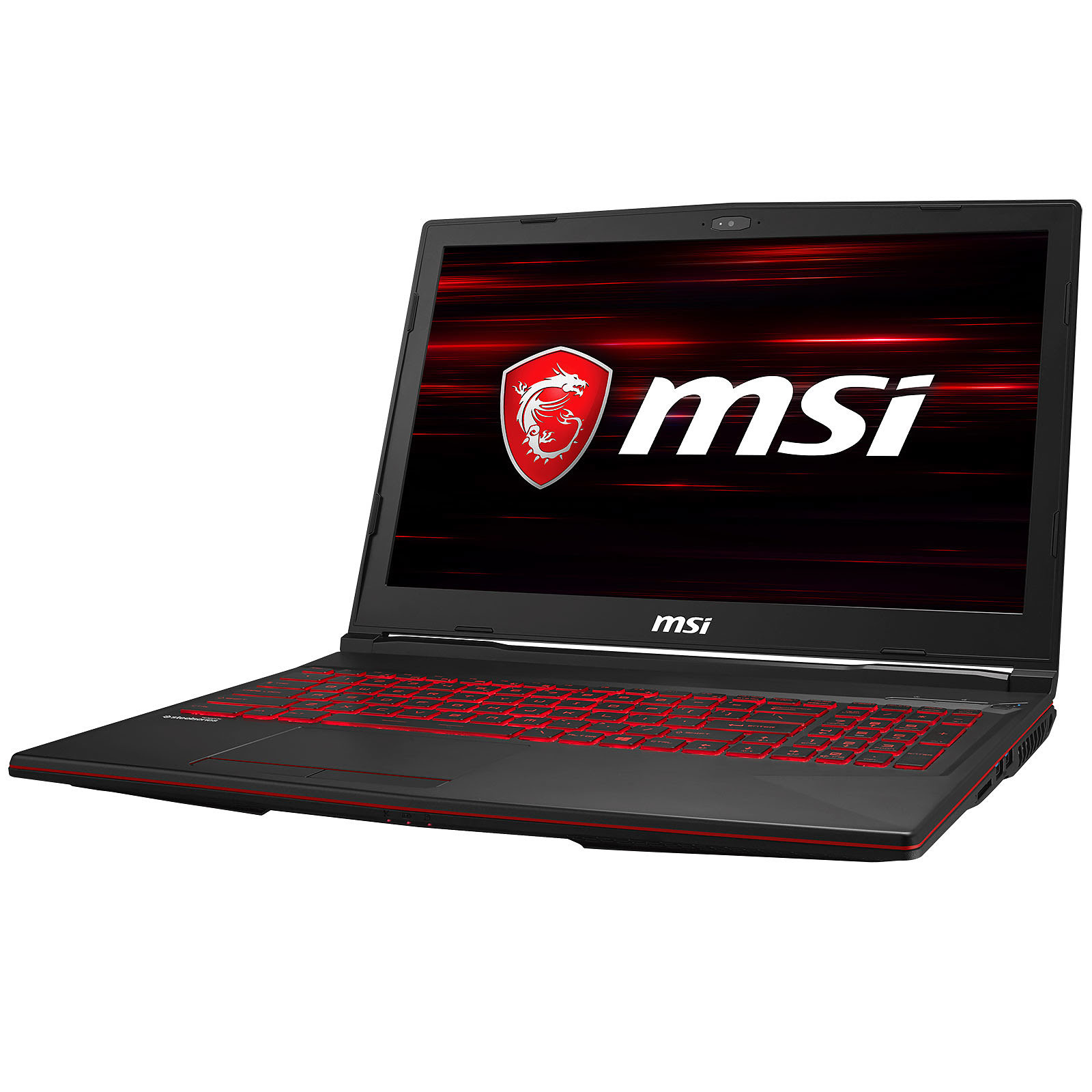 MSI GL63 8SC-047XFR (9S7-16P812-047 --) - Achat / Vente PC portable sur Cybertek.fr - 4