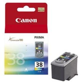 Canon Cartouche CL-38 Couleur (2146B001) - Achat / Vente Consommable Imprimante sur Cybertek.fr - 0