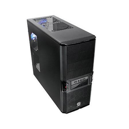 Thermaltake V3 Black Edition (VL8001W2Z  Obso) - Achat / Vente Boîtier PC sur Cybertek.fr - 0
