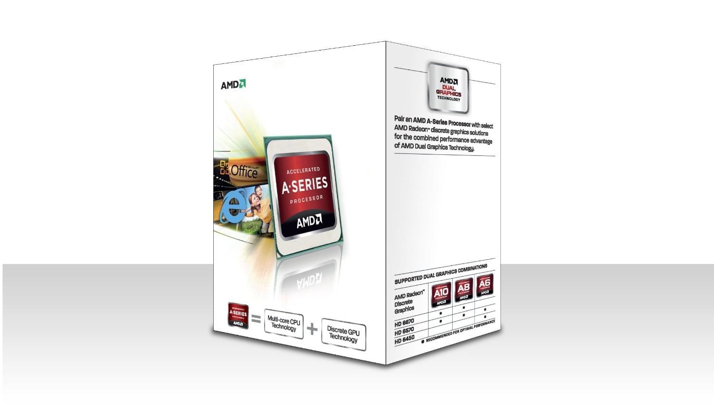 Processeur AMD A8-5500 -3.2GHz -  - 0