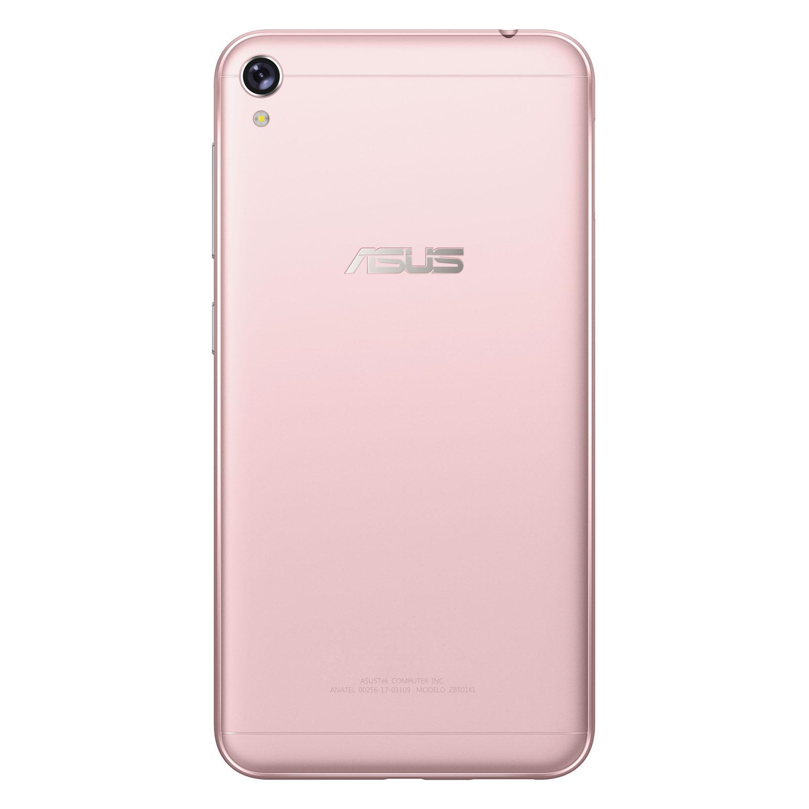 Asus ZenFone Live ZB501KL Pink 16Go - Téléphonie Asus - 2