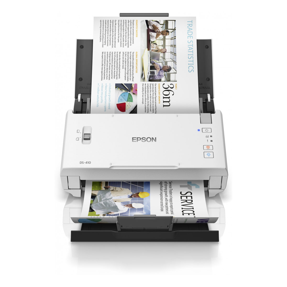 Epson WorkForce DS-410 - Scanner Epson - Cybertek.fr - 0