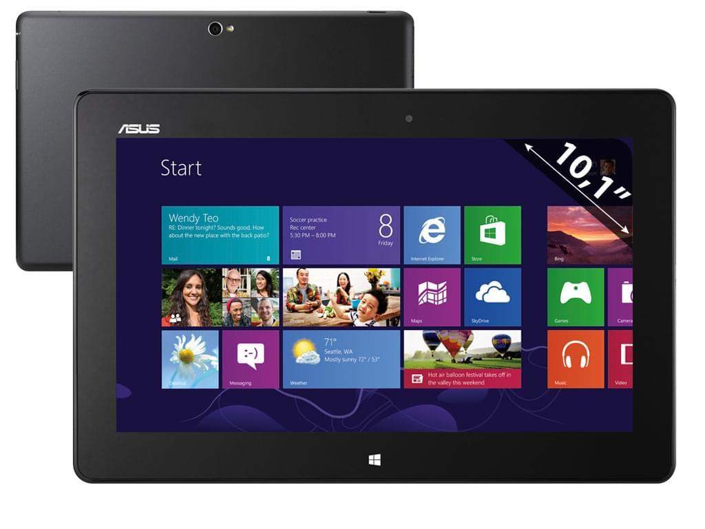 Asus VivoTab ME400C-1B080W Noir (ME400C-1B080W) - Achat / Vente Tablette Tactile sur Cybertek.fr - 0