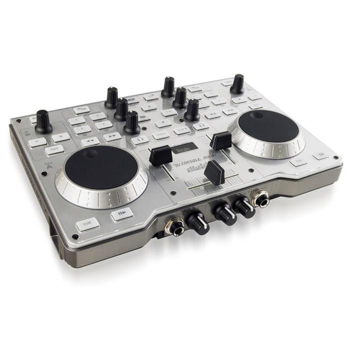 Hercules DJ Console MK4 (4780638) - Achat / Vente Carte Son sur Cybertek.fr - 0