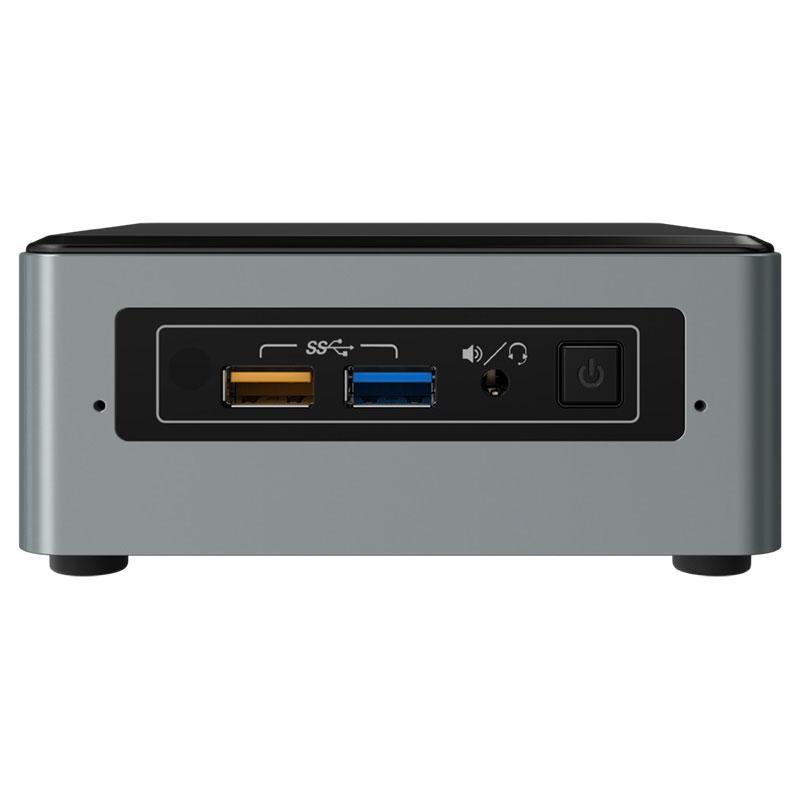 Intel NUC NUC6CAYH- J3455/SO-DDR3 LV/SATA/HDMI - Barebone et Mini-PC - 2