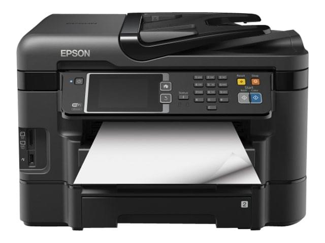 Epson WorkForce WF-3640DTWF (C11CD16302 arret work-it) - Achat / Vente Imprimante Multifonction sur Cybertek.fr - 0