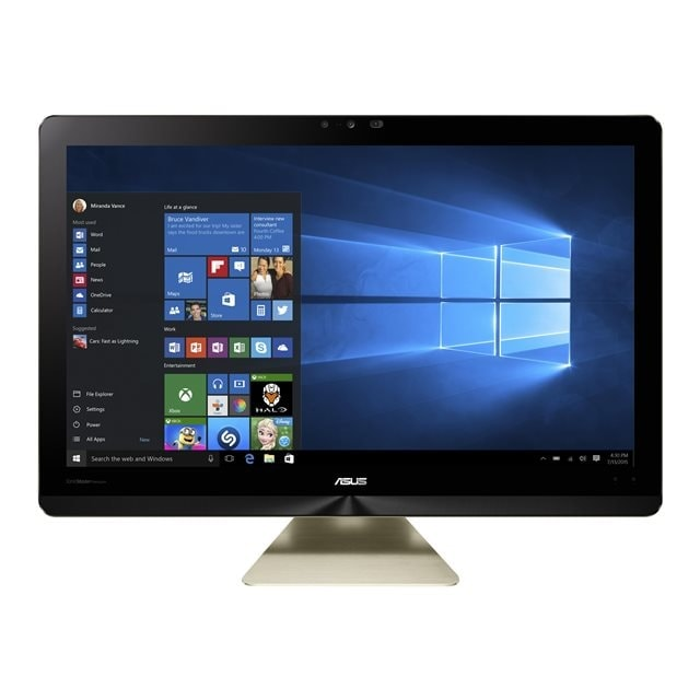 "Asus Z240ICGK-GC101X -i5-6400T/8G/128G+1T/GTX960/24""/10 - All-In-One PC - 2"