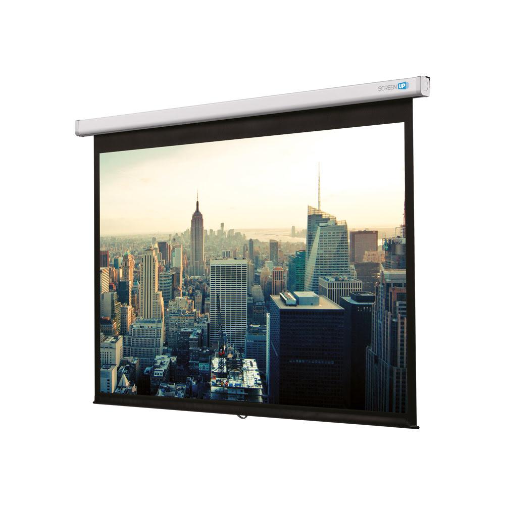 """Ecran de projection FIRST MANUAL - 16:9/106""""/Mural - Ecran de projection Screen'Up - 0"""