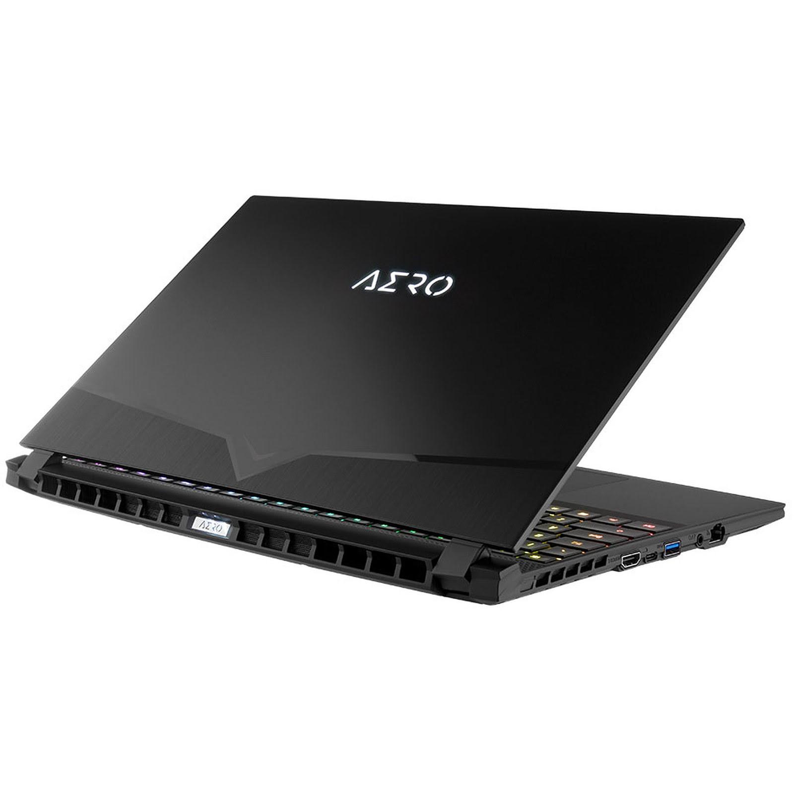 Gigabyte AORUS 17 XA-7FR2130SH - PC portable Gigabyte - 1