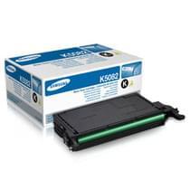 Toner CLT-K5082S Noir 2500p pour imprimante Laser Samsung - 0