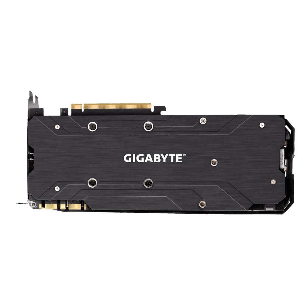 Gigabyte GeForce GTX1080 G1 Gaming-8GD (GV-N1080G1 GAMING-8GD ) - Achat / Vente Carte Graphique sur Cybertek.fr - 3