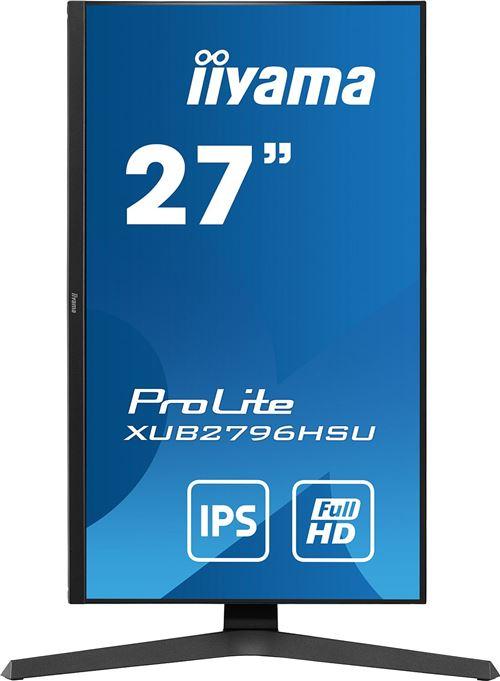 """Iiyama 27""""  XUB2796HSU-B1 - Ecran PC Iiyama - Cybertek.fr - 3"""
