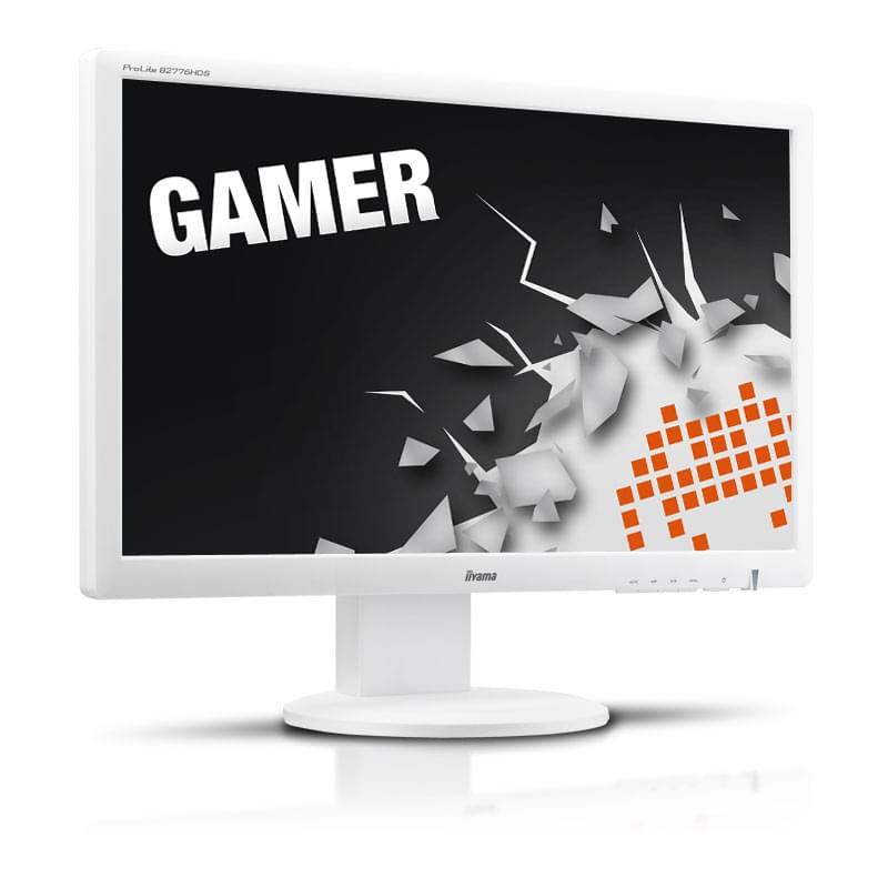 Iiyama B2780HSU-W2 (B2780HSU-W2) - Achat / Vente Ecran PC sur Cybertek.fr - 0