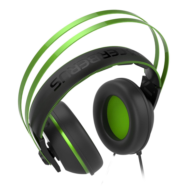 Asus Cerberus V2 Vert Stereo Vert - Micro-casque - Cybertek.fr - 4