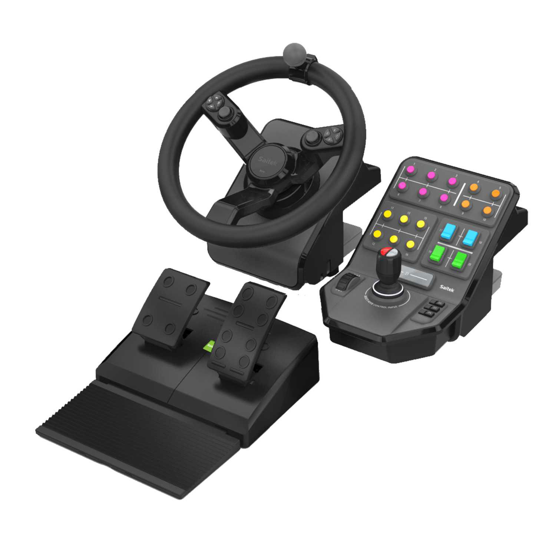 Logitech Saitek Farming Simulator Controller - Périphérique de jeu - 0