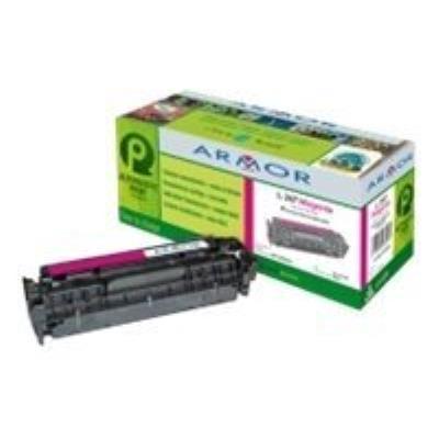 Toner LaserJet 304A Magenta - CC533A pour imprimante Laser HP - 0