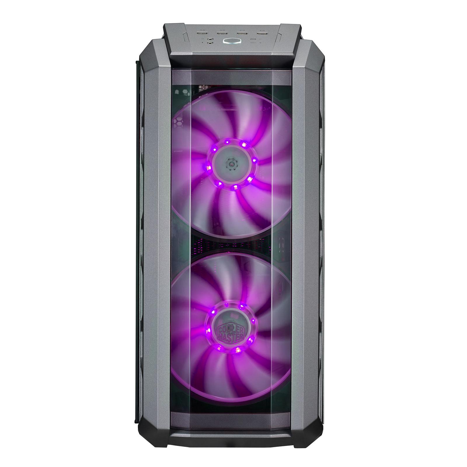 Cooler Master MasterCase H500P MCM-H500P-MGNN-S00 Noir - Boîtier PC - 4