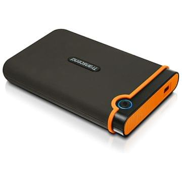 "Transcend 1To 2""1/2 USB2 StoreJet 25 Mobile M2 - Disque dur externe - 0"
