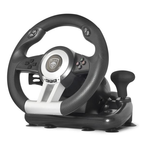 Spirit Of Gamer Race Wheel Pro - Périphérique de jeu - Cybertek.fr - 2