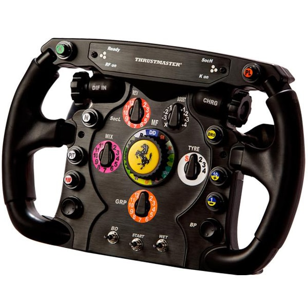 ThrustMaster Ferrari F1 Wheel Add-On - Périphérique de jeu - 0
