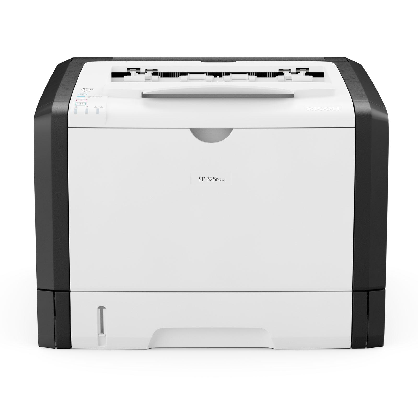 Imprimante Ricoh SP 325DNw (Laser monochrome/Reseau/WiFi/28ppm) - 0