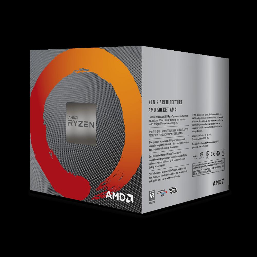 AMD Ryzen 5 3600XT - 3.8GHz - Processeur AMD - Cybertek.fr - 2