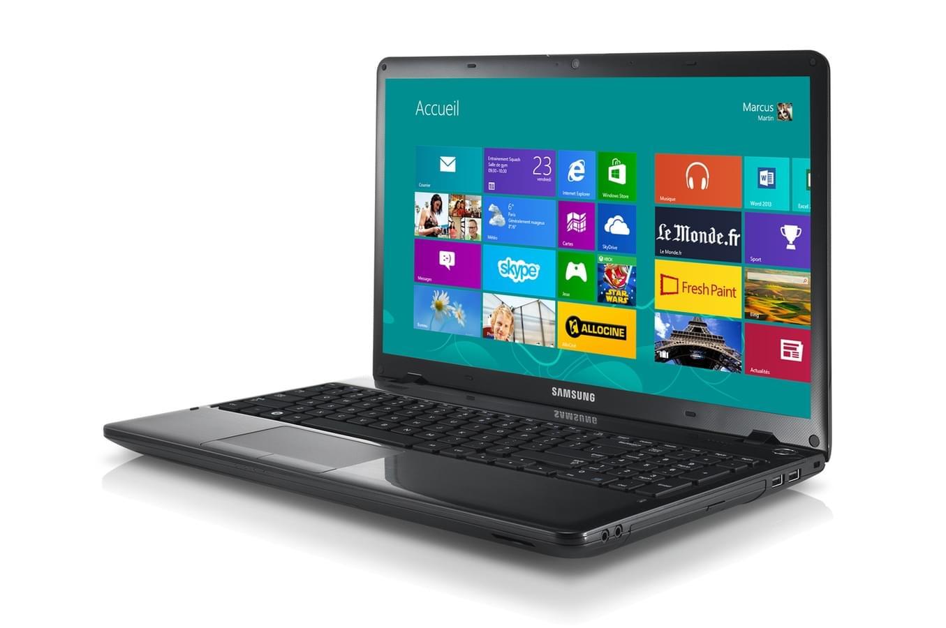 Samsung NP350E7C-S0DFR - PC portable Samsung - Cybertek.fr - 0