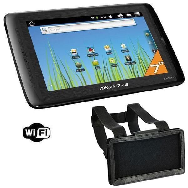 Archos Arnova 7B G2 4Go (501811+501686) - Achat / Vente Tablette tactile sur Cybertek.fr - 0