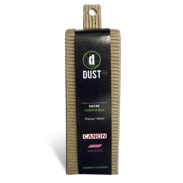 DUST Eco Flacon 100ml Canon - Noir Pigmenté - Cybertek.fr - 0