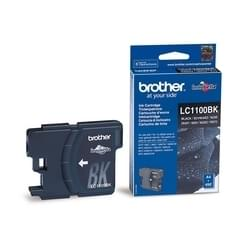 Cartouche LC1100BK Noire pour imprimante Jet d'encre Brother - 0