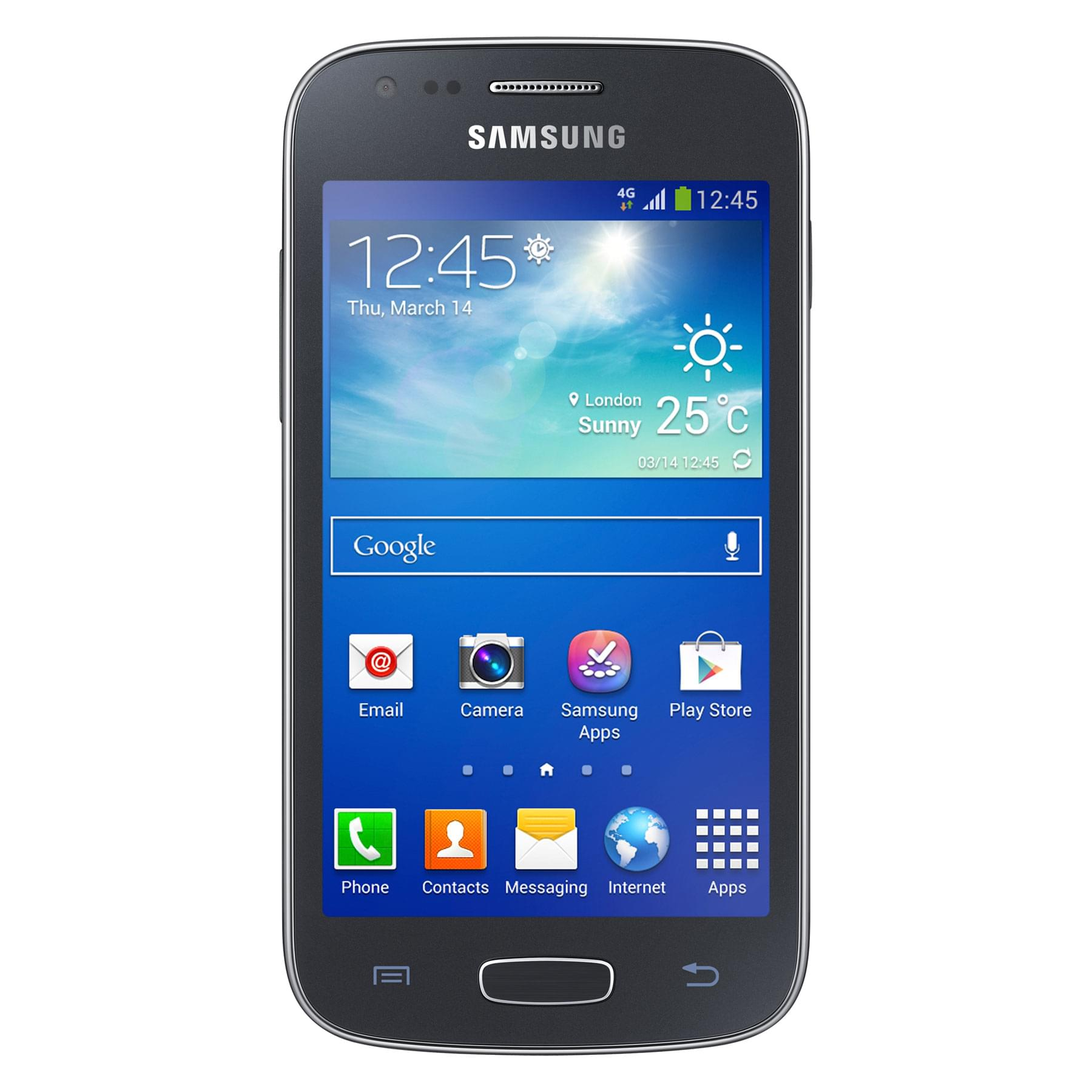 Samsung Galaxy Ace 3 8Go Noir S7275 (GT-S7275HKNXEF) - Achat / Vente Téléphonie sur Cybertek.fr - 0