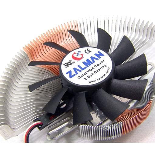 Zalman VF700ALCU pour carte graphique (VF700ALCU) - Achat / Vente Ventilateur CPU sur Cybertek.fr - 0