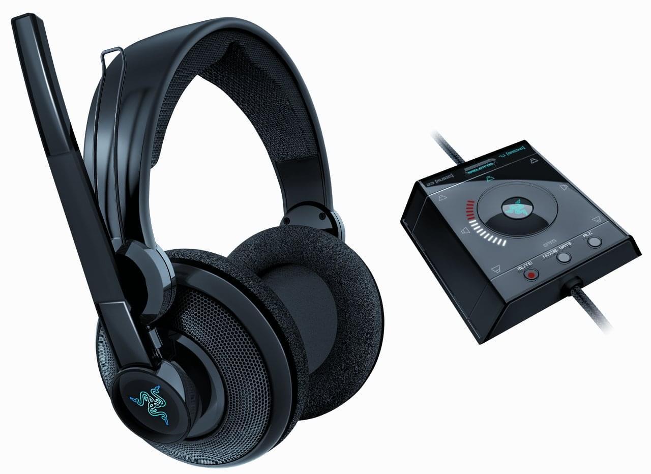 Razer Megalodon   - Micro-casque - Cybertek.fr - 0