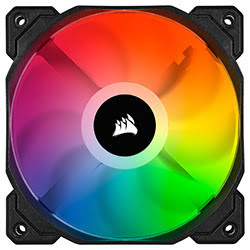 image produit Corsair iCUE SP120 RGB PRO Performance - CO-9050093-WW Cybertek