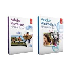 Adobe Photoshop Elements & Premiere Elements (65226252) - Achat / Vente Logiciel Application sur Cybertek.fr - 0
