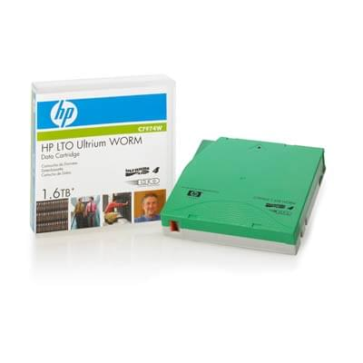 HP Cartouche LTO Ultrium 3 800/1.6To (C7974W) - 0