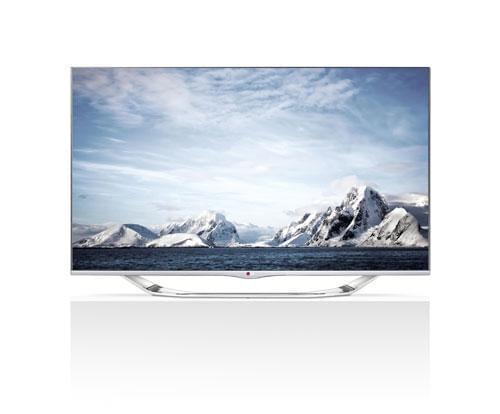 LG 55LA740S (55LA740S) - Achat / Vente TV sur Cybertek.fr - 0